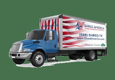 Mobile Shredding Service Locations